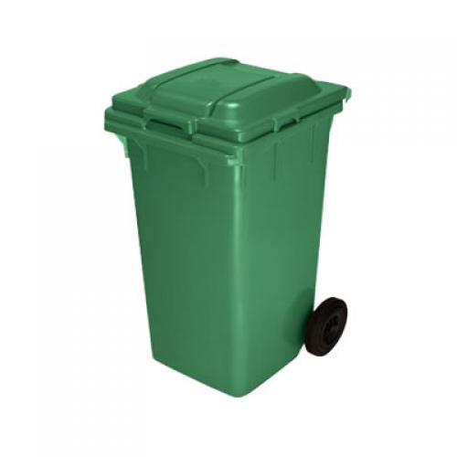 Plastik Çöp Konteyneri 240 Lt.